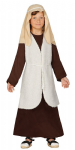 HEBREW SHEPHERD JOSEPH BROWN NATIVITY COSTUME